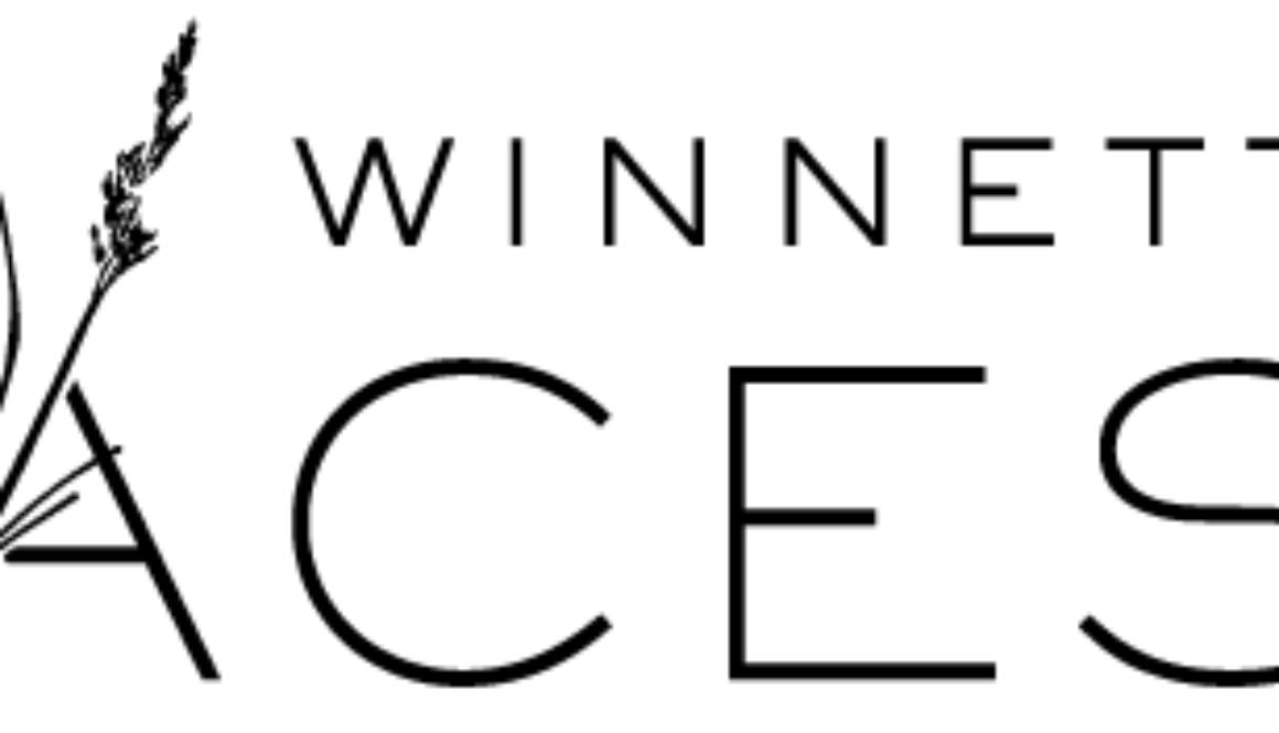Winnett ACES logo