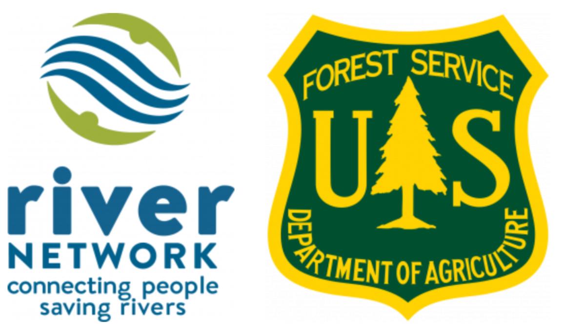 Wild & scenic rivers logo